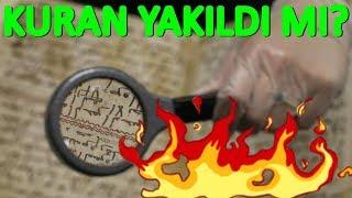 Kuran Yakıldı - Kuran'ın Orijinalleri Yakıldı