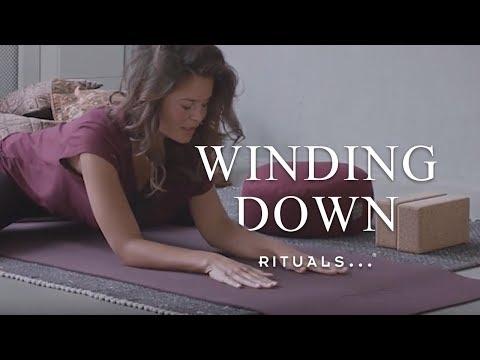 Wind Down – Ayurveda Yoga – Yoga with Rituals