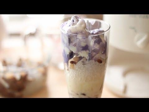 How to Make Halo Halo - Filipino Dessert   Simply Bakings