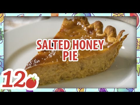 How To Make: Salted Honey Pie