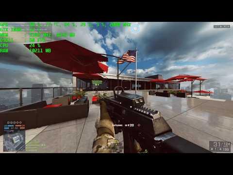 GTX 1080 Battlefield 4