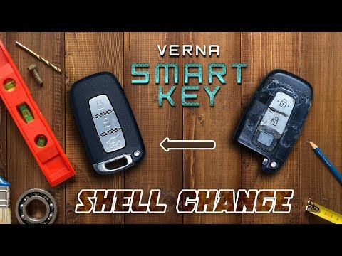 Verna Smart Keyless Go Shell Change