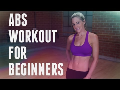 10 Minute Abs Workout for Beginners