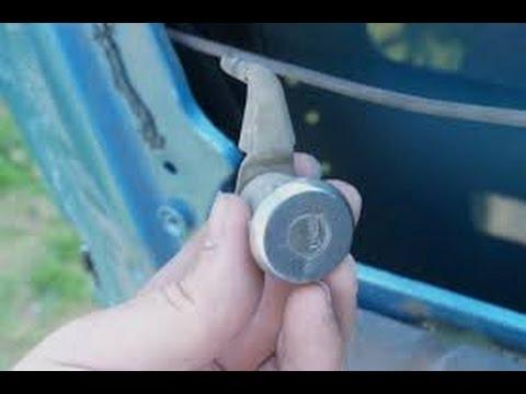How replace k10 door locks