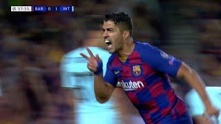 جميع اهداف برشلونة في دوري ابطال اوروبا 2020 بالتعليق العربي HD