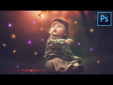 Photoshop Tutorial   How to Create Soft Dreamy Photos Effect in Photoshop (2018)