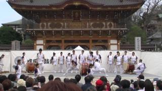 三宅島芸能同志会@成田太鼓祭2010