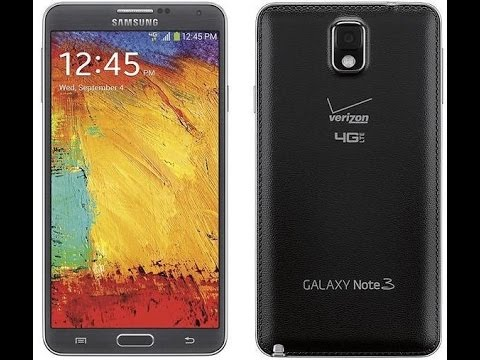 Blocked Blacklisted Verizon Wireless Samsung Galaxy Note 3 SM-N900V Fixed! (IMEI Repair)