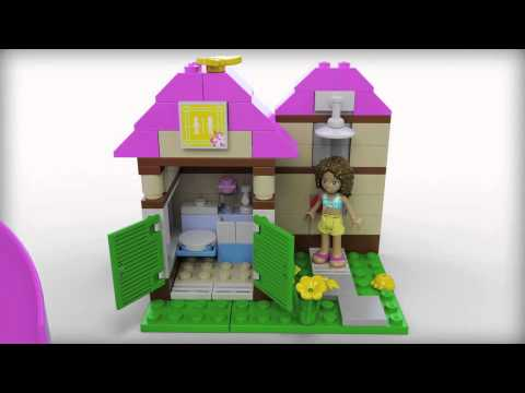 Lego Friends | 41008 | Heartlake City Pool | Lego 3D Review