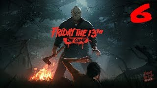 The FGN Crew Plays: Friday the 13th The Game #6 - Spear Head (PC)