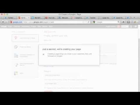 Google Plus Business Pages: Create Google Plus Business Page [How-To]