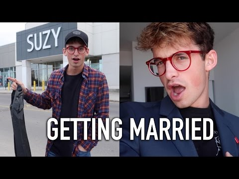 I'M GETTING MARRIED!?