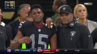 2016-17 Raiders Crazy Endings Called by Greg Papa