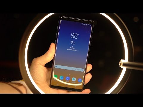 Samsung Launches the GALAXY NOTE9