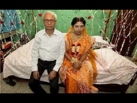 Xxx Mp4 65 साल के ससुर ने अपनी 21साल की बहू से की शादी और रात भर घाघरा उठाकर मनाई सुहागरात वजह जानकर हैरान 3gp Sex