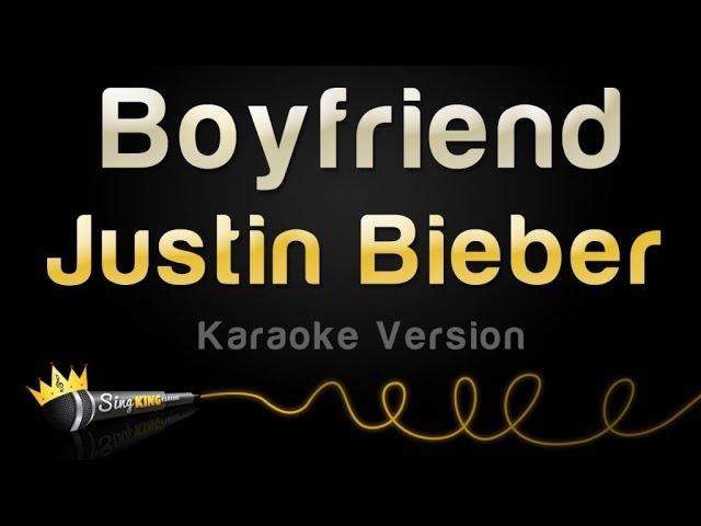 Download Justin Bieber - Boyfriend (Karaoke Version) MP3 Gratis