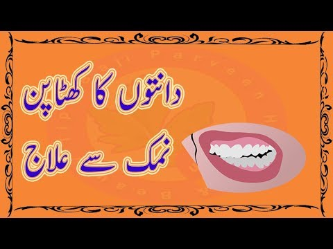 Tooth Sensitivity Remedy - Teeth Pain Teeth any Problem Solved Just One Mint This Remedy