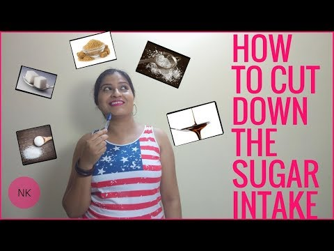 How to Cut Down Your Sugar Intake | Limit Your Sugar Consumption | Lose Weight | Nainja Kapoor
