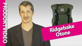Ridgebake Rucksack Otone - Produktvideo