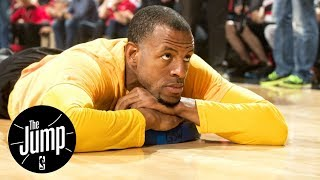 Warriors came close to losing Andre Iguodala? | The Jump | ESPN