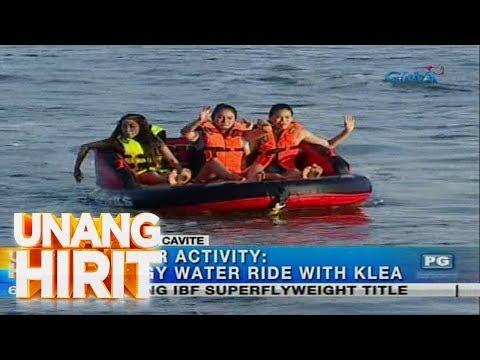 Unang Hirit: Oyster harvesting at fishing, puwedeng subukan sa isang summer pasyalan sa Cavite!