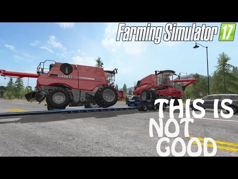 Getting Ready For The BIG Canola Harvest in Farming Simulator 2017 | PS4 | Xbox One