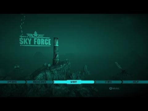 Sky Force Anniversary - Free PS Plus Game / Juego PS Plus Gratis