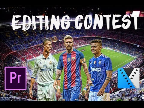 First Ever Football(Soccer) ● Editing contest!!!! $ Money Rewards- Insane Edits
