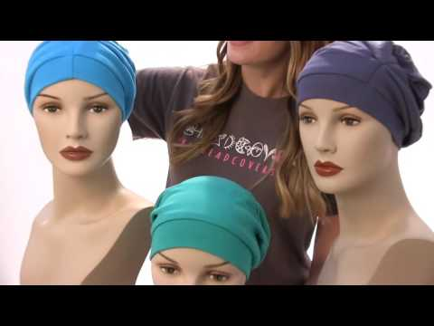 Trinity Turban for Cancer Chemo and Hair Loss