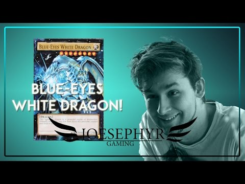 Blue-Eyes White Dragon as You've Never Seen It Before!