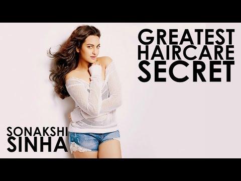 Sonakshi Sinha shares her Greatest Haircare Secret