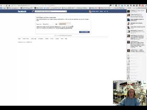 Facebook | Updating Your Fan Page Vanity URL