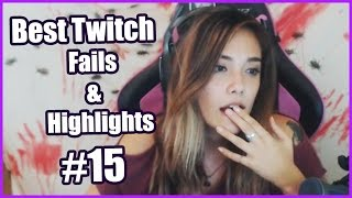 Cat Fail On Livestream ||best Twitch Fails & Highlights #14(ft. Avajaijai, Cohhcarnage, Loltyler1)