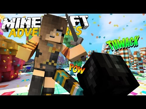 Minecraft - GETTING INTO A FIGHT!? (Minecraft Roleplay)