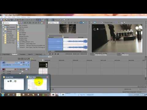 Tutorial 5 - Cut Video Section & Split Video-Audio