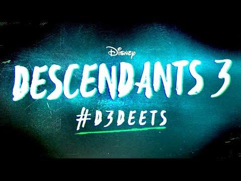 #D3 Deets: New VK Revealed! 🐸💀 | Descendants 3