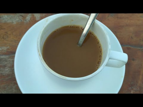 How to make electric kettle coffee.........in hindi (first hindi video for coffee... coffee maker)☕