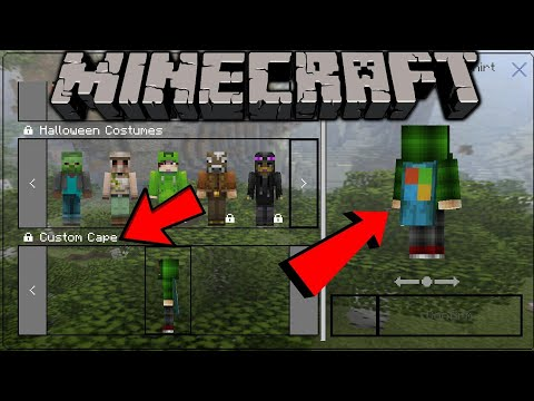 [TUTORIAL] How to get CUSTOM SKINS AND CAPES IN MCPE FOR FREE! | NO ROOT | 1.2x-1.2.52