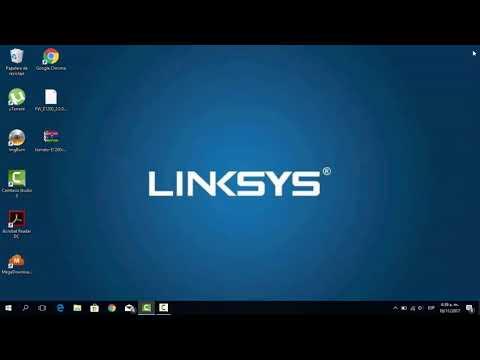 Instalar Firmware Custom Tomato by Shibby en Router CISCO LInksys E1200 v1. / v2.
