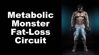 Metabolic Monster Circuit Training For Fat Loss And Strength