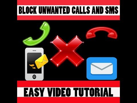 How to Block Unknown Calls and SMS on Android