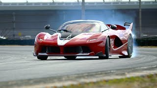 LaFerrariFXX K - Chris Harris Drives - Top Gear