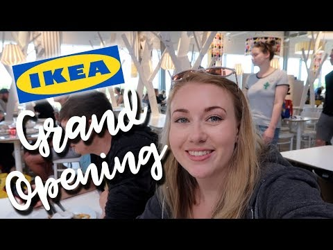 IKEA GRAND OPENING IN EXETER - ADITL - SUPER BUSY WHATS NEW IN IKEA - A CHILDMINDING MUMMY