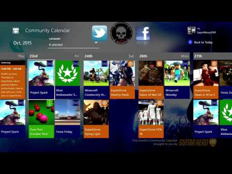Xbox One Beta Games and Apps - Community Calendar