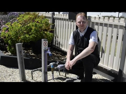 How to check for recycled water cross connections
