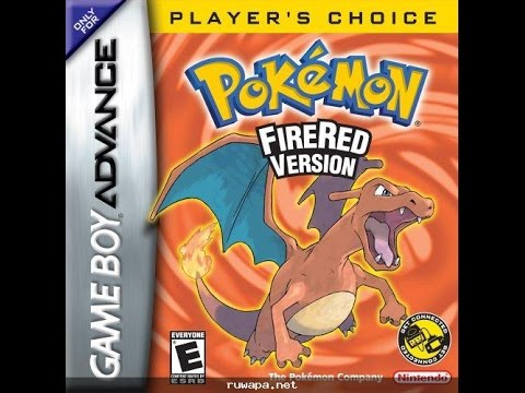 Pokemon Fire Red #18 (Всё ради EXP SHARE)