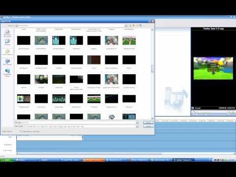 Tutorial - How to do Splitscreen in Windows Movie Maker