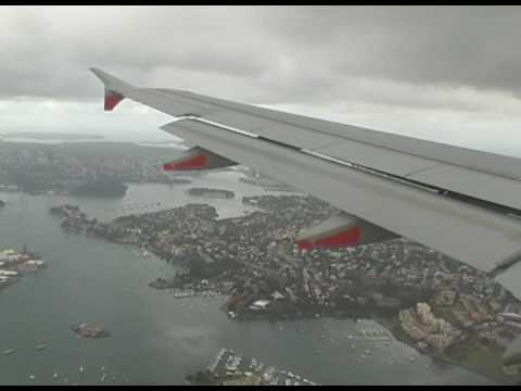 Jetstar A320 Sydney-Gold Coast-Sydney