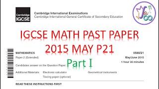 Edexcel IGCSE Maths A | January 2018 Paper 4HR | Complete