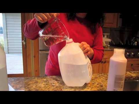 Make Your Own Fabric Softener in Minutes CHEAP